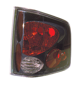 Chevrolet S-10/GMC Sonoma 94-05 Carbon Fiber Tail Lights