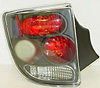 Toyota Celica 00-05 Black Tail Lights