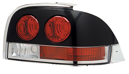 Ford Mustang 1996-1998 Paintable Euro Taillight (TYC)