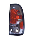 Ford F-150 Pickup (Styleside) 1997-2004 Chrome Euro Taillight (TYC)