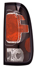 Ford F-150 Pickup (Styleside) 1997-2004 Carbon Fiber Euro Taillight (TYC)