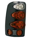2000 Chevy Suburban Tahoe / GMC Yukon  Carbon Fiber Euro Taillight (TYC)