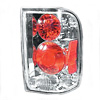 Ford Ranger Pickup 1993-2000 Chrome Euro Taillight (TYC)