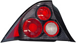 Honda Civic 2001-03 2 DR Altezza Style Carbon Fiber Tail Lamps