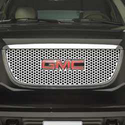 2007 GMC Yukon / Yukon XL Putco Stainless Steel Grill