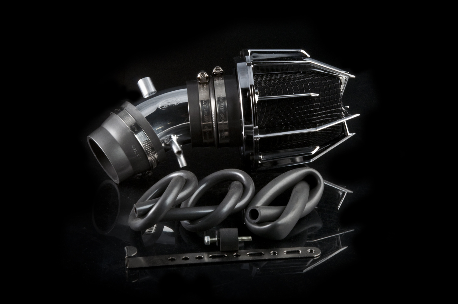 Hyundai Tiburon / Elantra 4cyl 2.0l 1997-2000 Weapon-R Dragon Air Intake