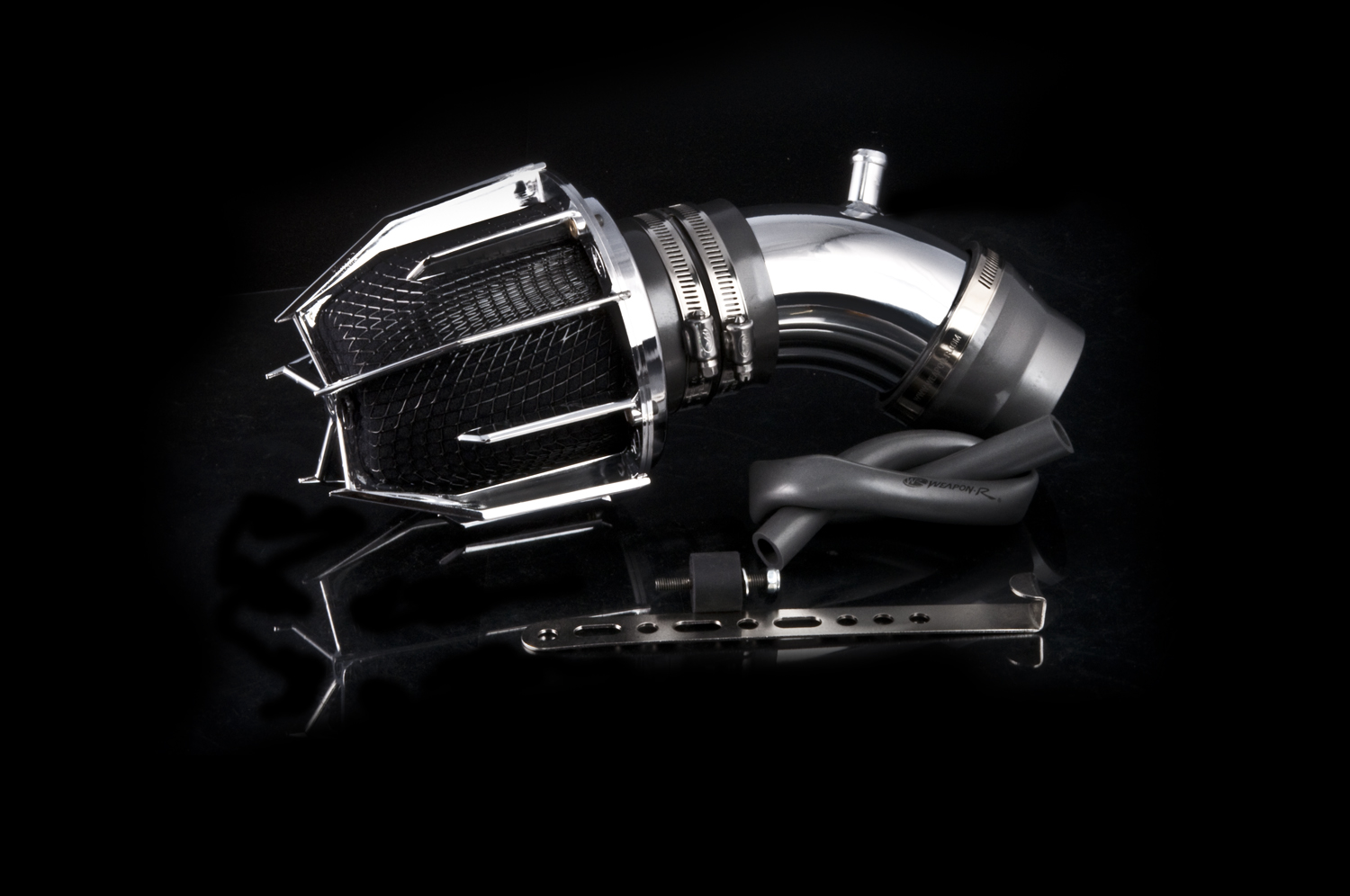 Hyundai Sonata 3.3l V6 2006-2008 Weapon-R Dragon Air Intake