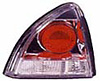 Honda Prelude 92-96 Clear Altezza Tail Lamps