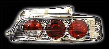 Honda Prelude 97-00 Clear Altezza Tail Lamps