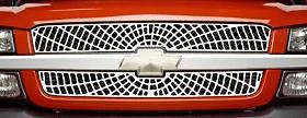 Chevrolet Tahoe 2007-2012 Billet Grill Insert