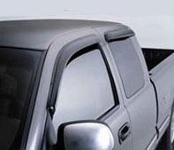 2007 Chevrolet Silverado Vent Shades - Crew Cab