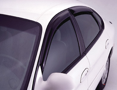 Mazda 6 03-06 Window Vent Shades