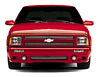 GMC Sonoma Pickup 1998-2004 Main Grill Brushed