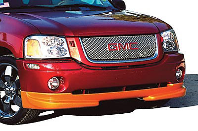 GMC Envoy 02-07 Main Grill, Without Shell, Chrome