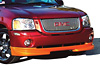 2002 GMC Envoy  Main Grill, Without Shell, Chrome