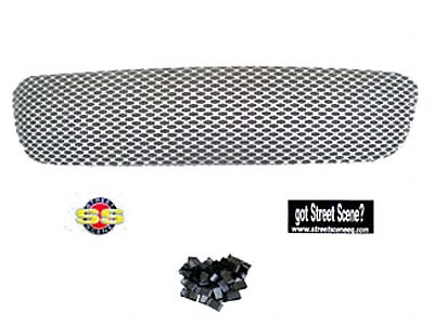 Ford F150 97-98 Main Grill, w/Honeycomb Grill, Chrome