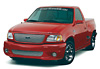 2002 Ford F-150 Lightning  Bumper Grill, Chrome