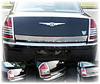 Chrysler 300C 300 05-06 Chrome Rear Trunk Molding
