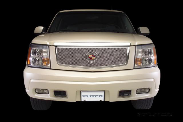 Cadillac Escalade 2002-2006 Putco Liquid Mesh Grill