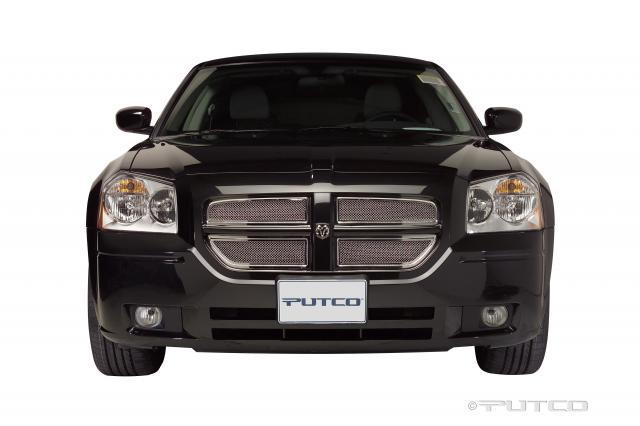 Dodge Magnum 2005-2007 Putco Liquid Mesh Grill