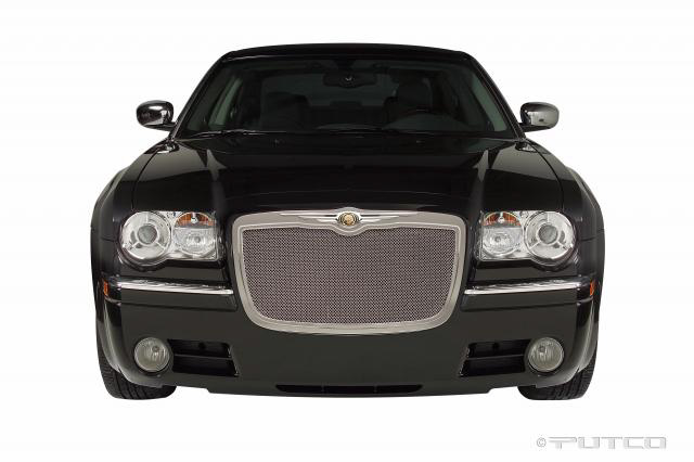 Chrysler 300 2005-2008 Putco Liquid Mesh Grill