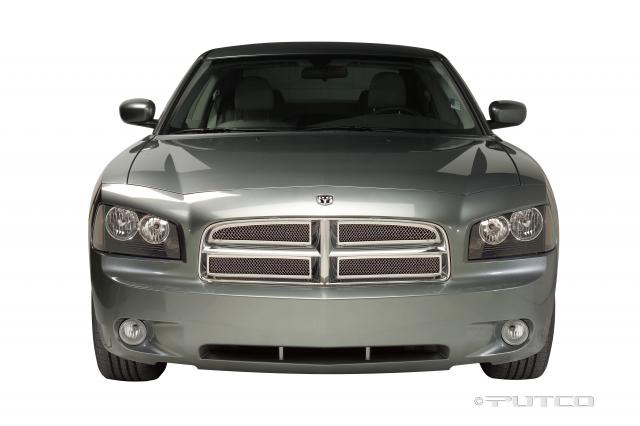 Dodge Charger 2005-2008 Putco Liquid Mesh Grill