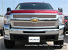Chevrolet Silverado 2007-2008 Putco Liquid Mesh Grill