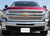 2007 Chevrolet Silverado HD  Putco Liquid Mesh Grill