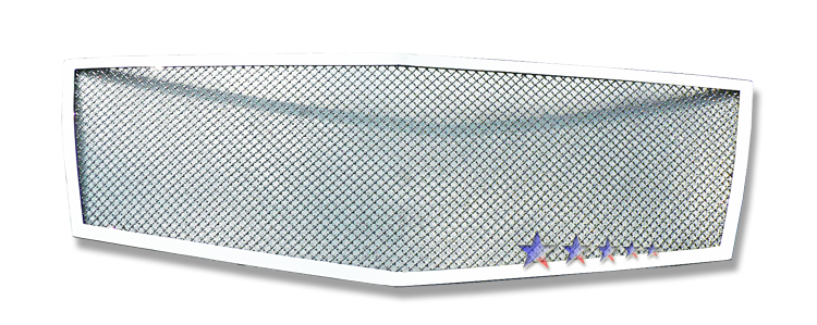 Cadillac CTS  2008-2012 Chrome Main Upper Mesh Grille