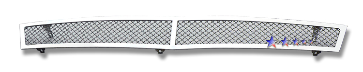 Cadillac CTS  2008-2012 Chrome Lower Bumper Mesh Grille