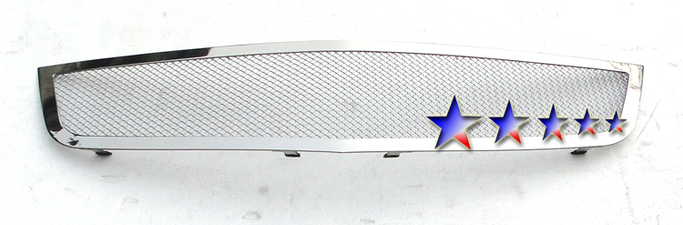 Cadillac DTS  2006-2010 Chrome Main Upper Mesh Grille