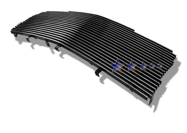 Cadillac Escalade  2002-2006 Polished Main Upper Aluminum Billet Grille