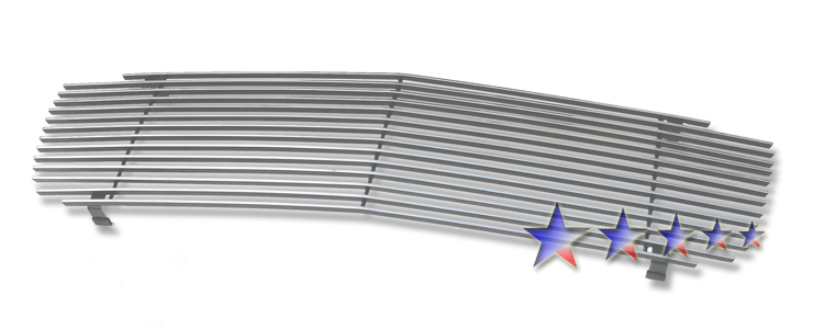 Cadillac Escalade  1999-2001 Polished Main Upper Stainless Steel Billet Grille