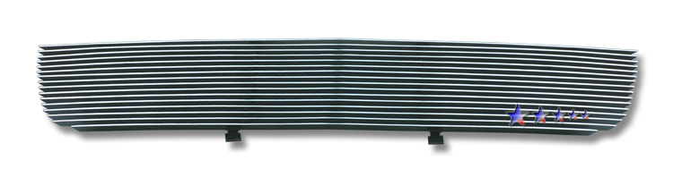 Cadillac Deville  2000-2005 Polished Main Upper Aluminum Billet Grille