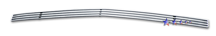 Cadillac CTS  2003-2007 Polished Lower Bumper Perimeter Grille