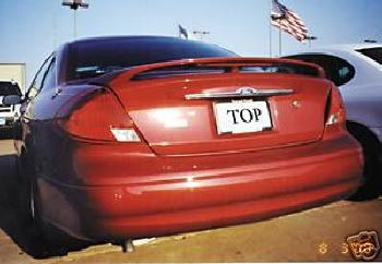 Ford Taurus   2000-2007 Factory Style Rear Spoiler - Primed