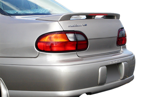 Chevrolet Malibu   1997-2003 Factory Style Rear Spoiler - Painted