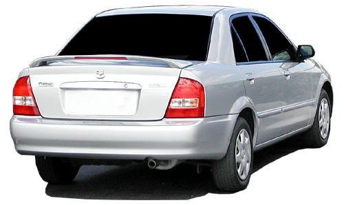 Mazda Protege   1999-2003 Factory Style Rear Spoiler - Primed