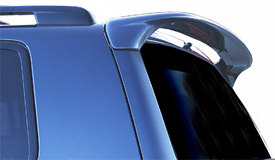 Toyota Highlander   2001-2007 Factory Style Rear Spoiler - Painted