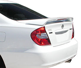 Toyota  Camry   2002-2006 Factory Style Rear Spoiler - Painted