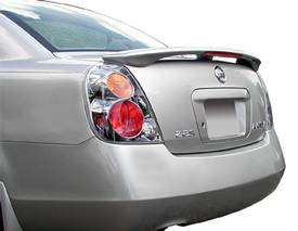 Nissan Altima 4DR  2002-2006 Factory Style Rear Spoiler - Painted