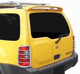 Nissan Xterra   2000-2004 OEM  Factory Style Rear Spoiler - Painted