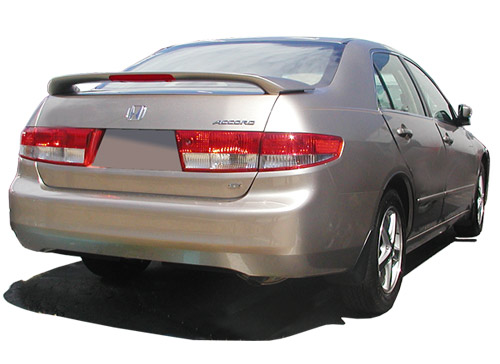 Honda Accord 4DR  2003-2005 Factory Style Rear Spoiler - Painted