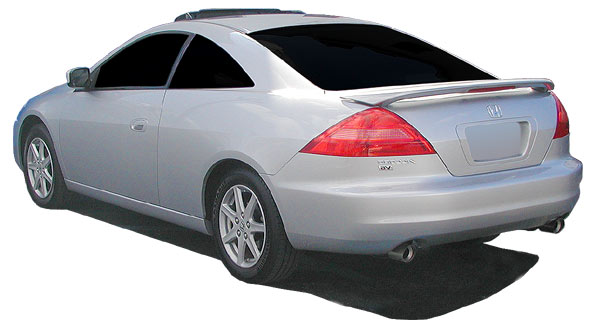 Honda Accord 2DR  2003-2005 Factory Style Rear Spoiler - Painted
