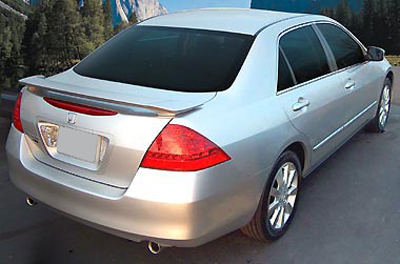 Honda Accord 4DR  2006-2007 Factory Style Rear Spoiler - Painted