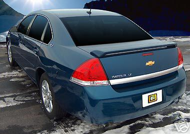 Chevrolet Impala   2006-2011 Factory Style Rear Spoiler - Painted