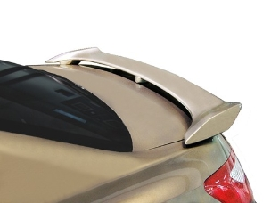 Honda Civic 2DR Si 2006-2010 Factory Style Rear Spoiler - Painted