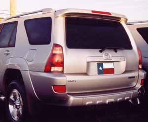 Toyota 4Runner   2003-2009 Factory Style Rear Spoiler - Painted
