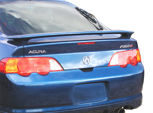Acura RSX 2DR  2004-2008 Factory Style Rear Spoiler - Painted