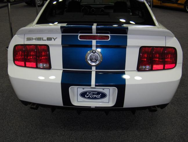 Ford Mustang   2005-2009 Cobra Style Rear Spoiler - Painted